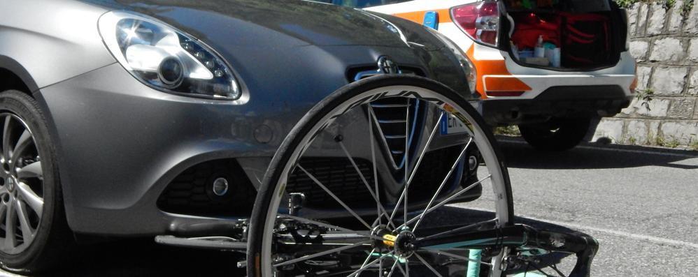 Il rischio corre su «due ruote» In bergamasca 600 feriti in 5 anni