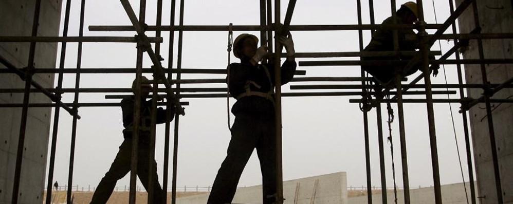 In Bergamasca 14 mila infortuni sul lavoro «In calo, ma non abbassiamo la guardia»