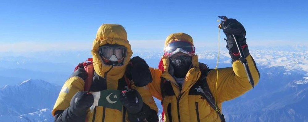 Nepal, inizio da brivido per Simone Moro «Ho rischiato di morire a causa del vento»