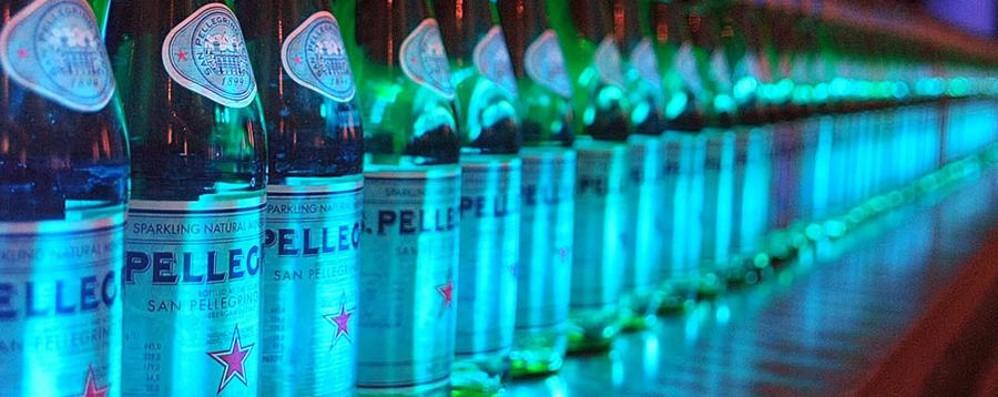 Acqua S. Pellegrino da record Vendute un miliardo di bottiglie