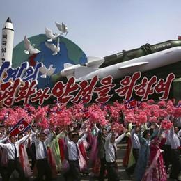 Corea, quei missili una sfida per Trump