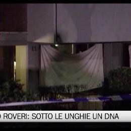 Omicidio Roveri: dna maschile sotto le unghie della vittima