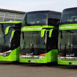 Salvi i pullman low cost Flixbus, pubblicato il decreto