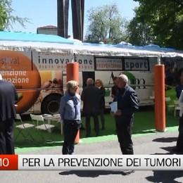 Bergamo, il Festival della Prevenzione dei Tumori