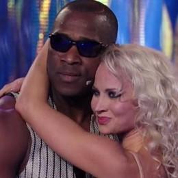 Tapia alla finale di «Ballando» su Rai 1 «Per caricarmi urlo: forza Berghem!»