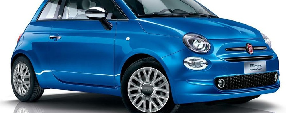 Fiat 500, nuova edizione speciale Questa volta c'è la «Mirror»