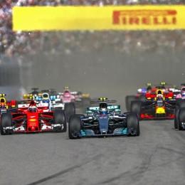 Formula 1, in Russia vince Bottas Le due Ferrari sono sul podio
