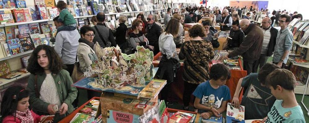 Grande successo per la «Fiera dei Librai»  175 mila visitatori e 25 mila libri venduti