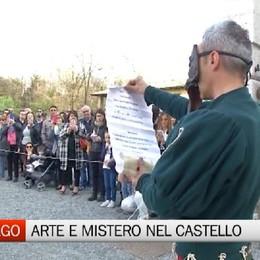 Cavernago - Arte e mistero nel castello