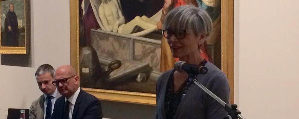 Elena Fontana presidente Confesercenti «Il commercio chiede scelte lungimiranti»