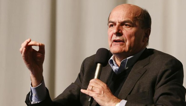 Bersani, stop arroganza