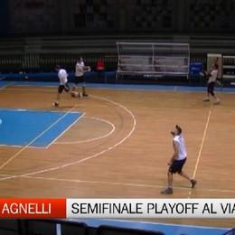 Caloni Agnelli, via alla semifinale playoff