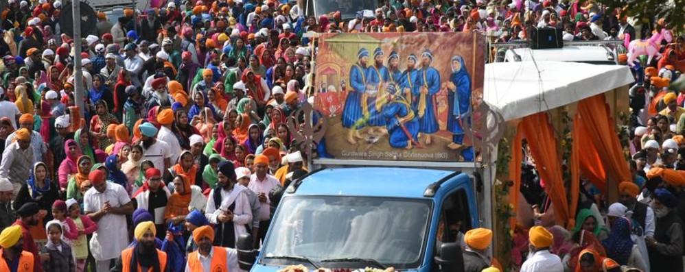 Festa Sikh, attenzione alla viabilità Attese oggi 5 mila persone a Loreto