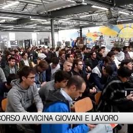 Bergamo - Lavoro e scuola si in contrano al Pesenti