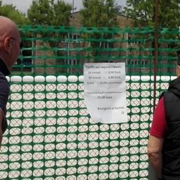 Pensionati da cantiere a San Paolo Spuntano le (scherzose) tariffe