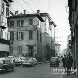 Via Zambonate, correva l'anno 1967 Tracce e ricordi dalla città sparita