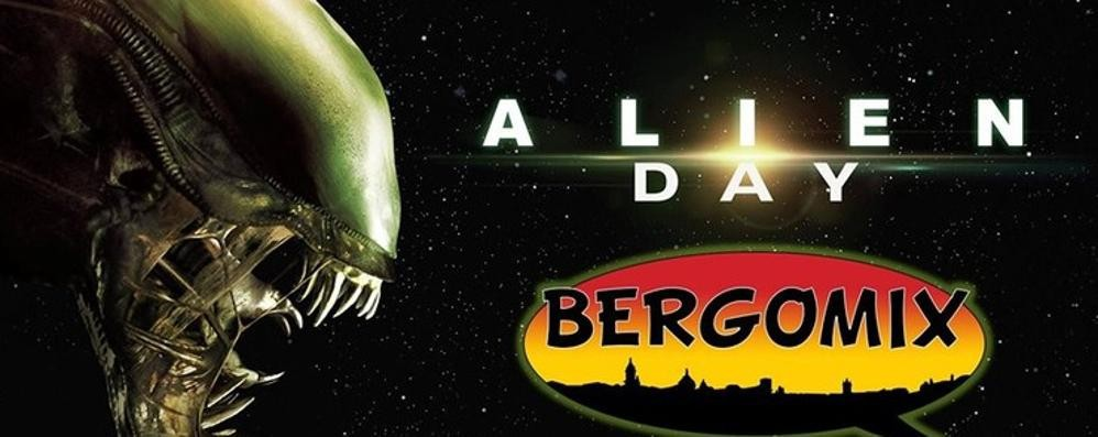 Alien Day a Curno