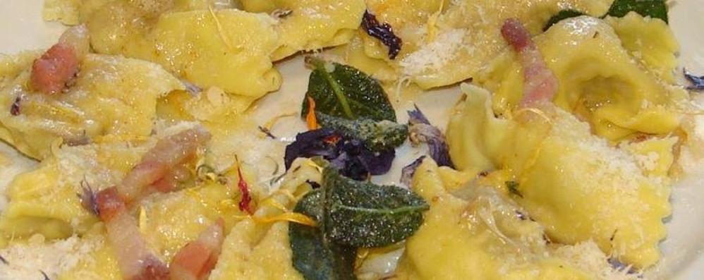 I casoncelli invadono Città Alta Venerdì pasta (ripiena) per tutti i gusti