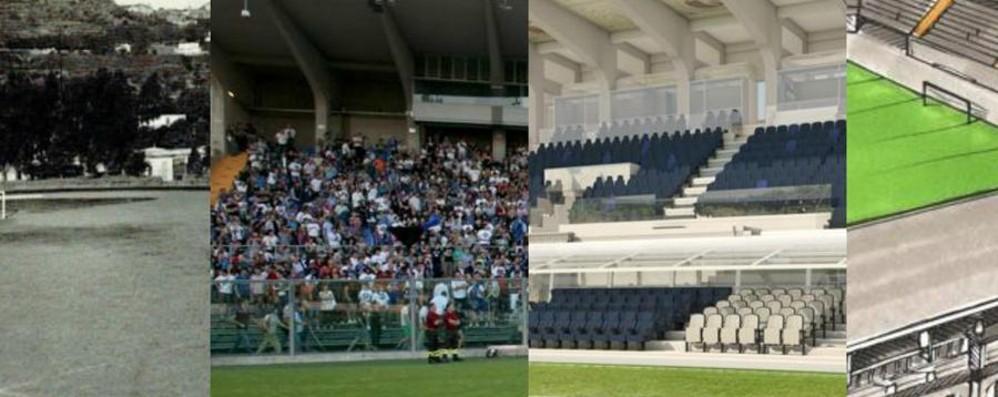 L'Atalanta compra lo stadio di Bergamo Dagli anni '20 al futuro – Foto e video