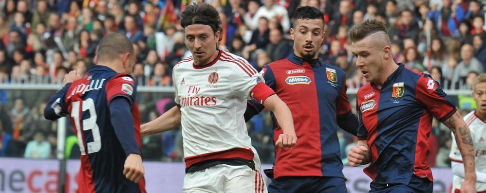 Montella elogia l'Atalanta: «Un esempio» E prepara lo scherzo dell'ex: Montolivo