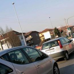 Da Paladina a Treviolo a 16 all'ora Viaggio (lento) sulla strada provinciale