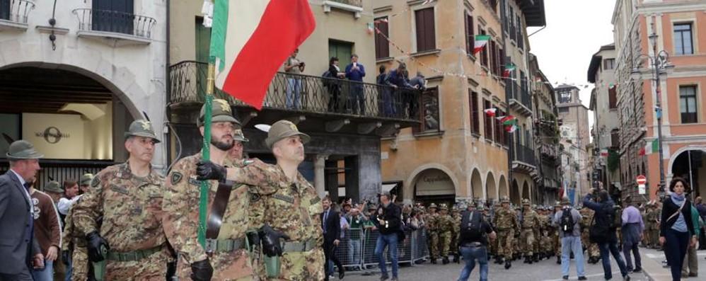 Alpini, oggi c'è la sfilata a Treviso   Guarda la diretta video