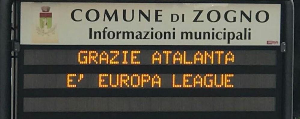 In Bergamasca è già febbre europea  Lunedì 9 pagine sull'impresa atalantina