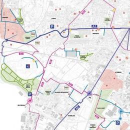 Ciclabili in città: i progetti sotto la lente La zona ospedale, Loreto e Lounguelo
