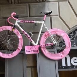 Arriva il giro: Bergamo si colora di rosa
