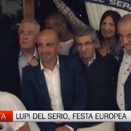 Club Amici Atalanta, la festa europea dei Lupi del Serio