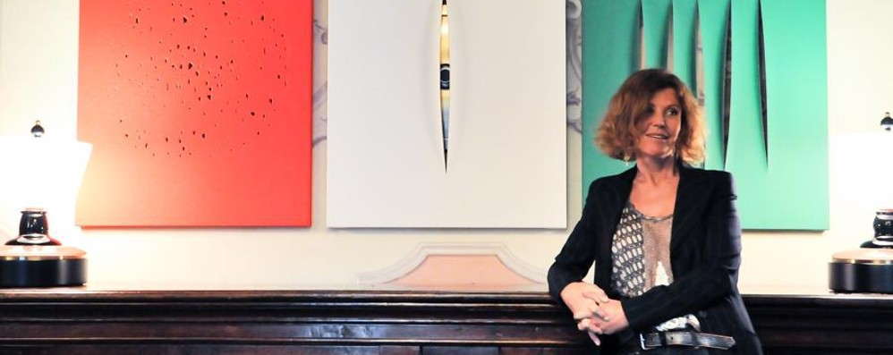 Fausti festeggia Contemporay Locus Festa di moda e di arte per l'Ex Diurno