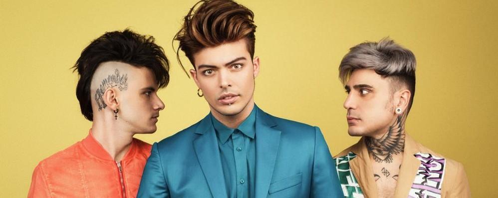 «The Kolors», il pop di successo lunedì al Centro «Le Due Torri»