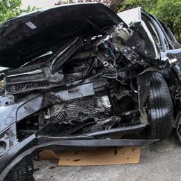 Schianto tra due auto a Ranica Critiche le condizioni di una 56enne