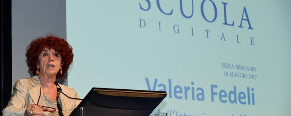 «Una scuola di qualità rilancia il lavoro» L'intervista al ministro Valeria Fedeli