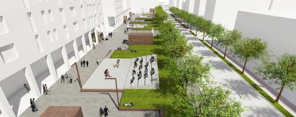 Si rifà il look a piazzale Risorgimento Assemblea per il futuro del quartiere