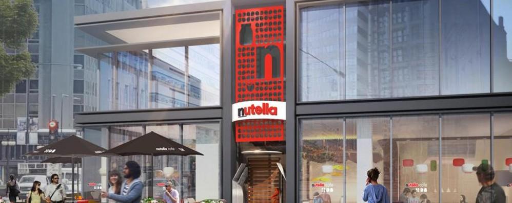 Apre il primo Nutella Restaurant Tutti i sapori della mitica crema Ferrero