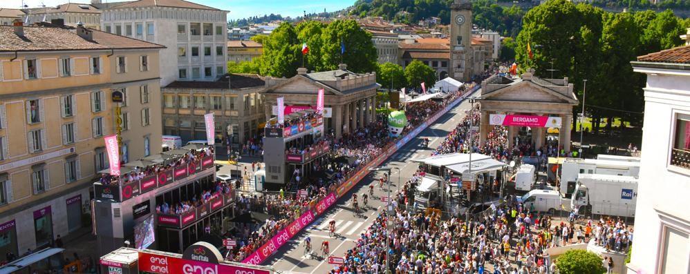 Giro e Atalanta, domenica da sogno In edicola L'Eco con edizione «speciale»