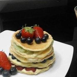 Ecco il «Pancake del bosco» Ghiottoneria da primato