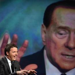 Elezioni, Renzi tentato dalle sirene di Berlusconi