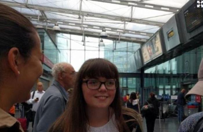 Georgina Callender, 18 anni prima vittima accertata dell'attentato (da Twitter)