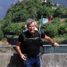 A piedi da Canterbury a Roma Un sogno e una sfida da 1800 km