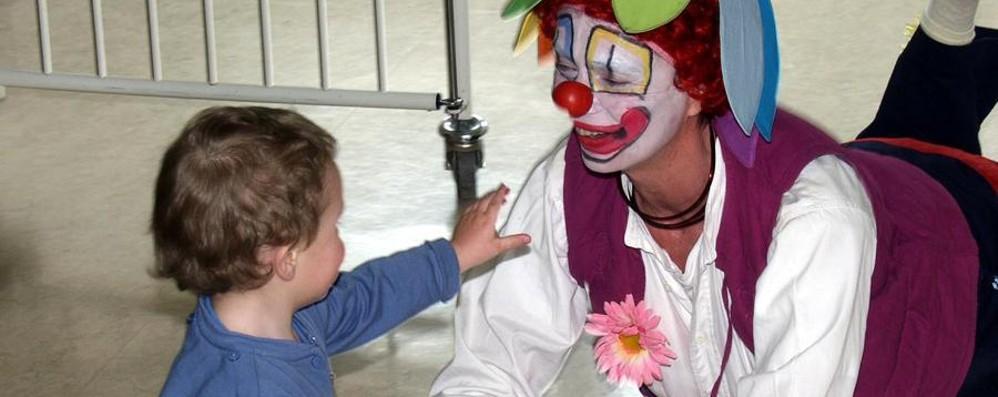 Il sorriso dei clown in ospedale Via libera della Regione Lombardia