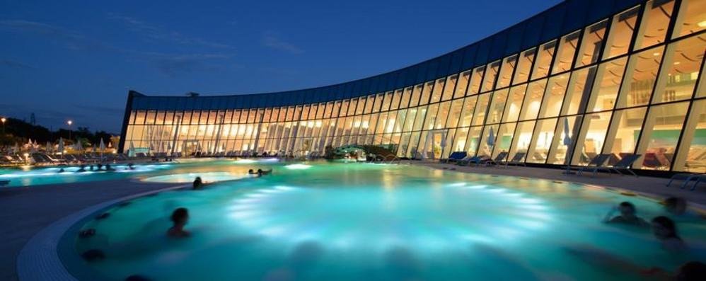 Aquardens, il più grande  parco termale d'Italia