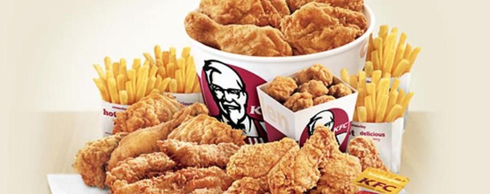 Kfc, il colosso Usa del pollo fritto ora atterra ad Oriocenter