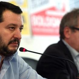 Salvini: «Sarà Maroni il candidato C'è Gori in corsa? Non lo temo»