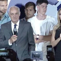 Scopri con noi il nuovo Oriocenter -Video  Debutto  con Diletta Leotta e l'Atalanta