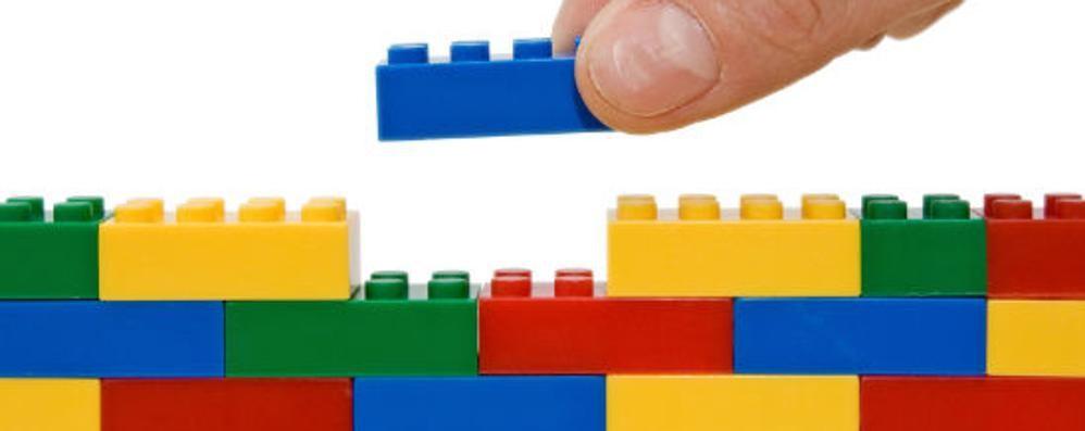 Siete pazzi per i mattoncini Lego? E allora tutti in piazzetta Santo Spirito