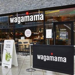 Wagamama sbarca ad Oriocenter Giovedì 25 apre l'ampliamento