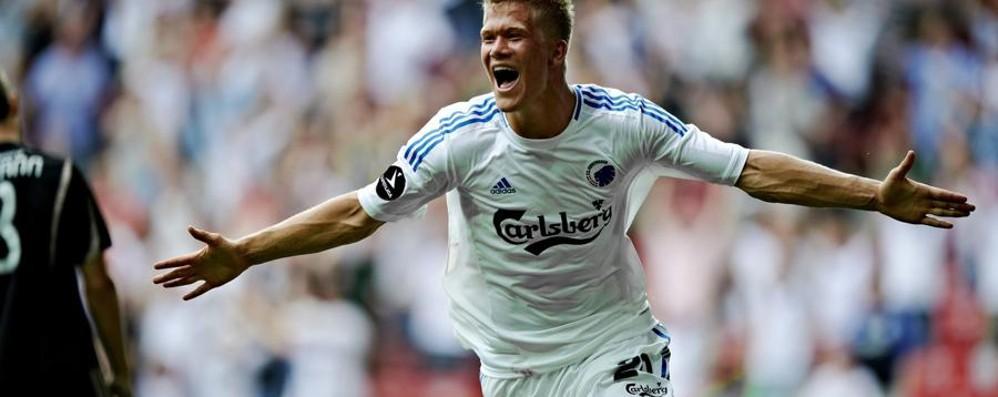 Cornelius fa doppietta e vince la Coppa Guarda i gol del futuro atalantino - Video