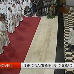 Chiesa in festa per i nuovi sacerdoti